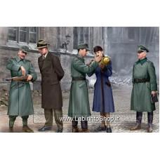 MasterBox 35172 Volkssturm Germany 1944-1945 1/35
