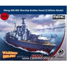 Meng Warship Builder Hood WB-005