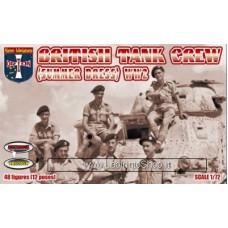 Orion British Tank Crew (Summer Dress) WWII