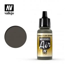Vallejo Model Air 17ml 71.020 Green Brown
