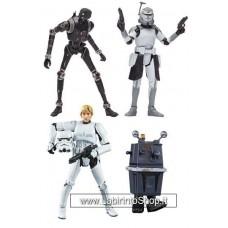 Star Wars Vintage Collection Action Figures 10 cm 2020 Wave 3 Assortment (8)