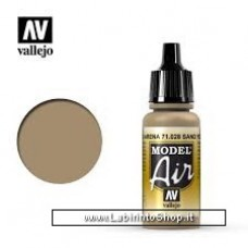 Vallejo Model Air 17ml 71.028 Sand Yellow