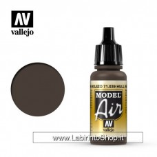 Vallejo Model Air 17ml 71.039 Hull Red
