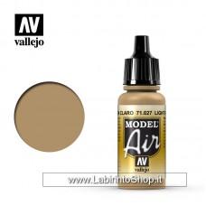 Vallejo Model Air 17ml 71.027 Light Brown