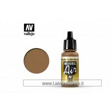 Vallejo Model Air 17ml 71.026 Us Flat Brown