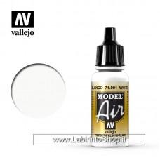 Vallejo Model Air 17ml 71.001 White