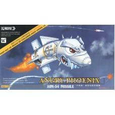 Angry Phoenix AIM-54 Missile (Plastic model)