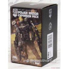 Acid Rain 1/18 Scale FAV-AP01 Power Armor Expansion Pack (Completed)