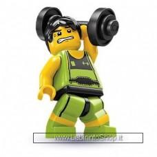 Serie 02: Weightlifter