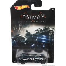 Hot Wheels - Batman - Arkham Knight Batmobile
