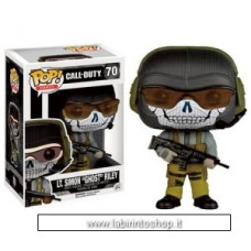 Call of Duty Pop! Vinyl Figure - Lt. Simon 'Ghost' Riley