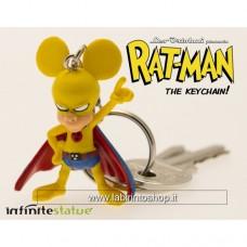 RAT-MAN - PVC keychain