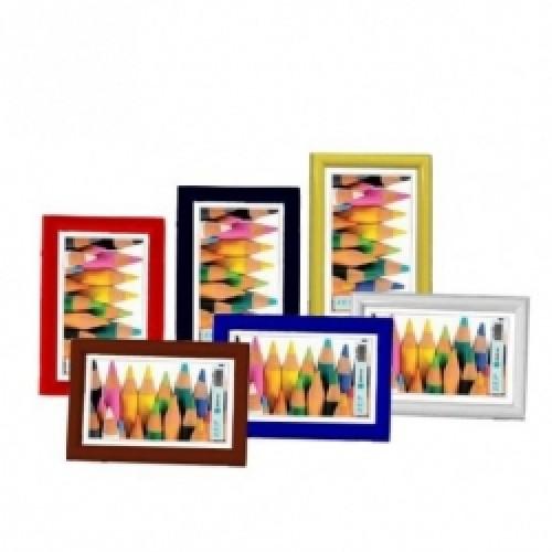 Cornici easy frame colore bianco una foto 13x18 for Cornici 13x18