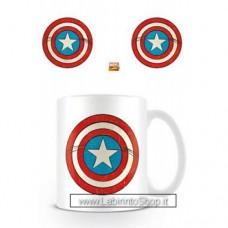 Mug Marvel Captain America Shield