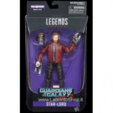 Marvel Legends Series Action Figures Guardians of the Galaxy 2017 Star Lord