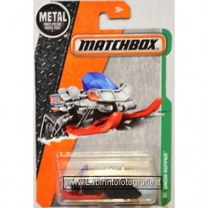 Matchbox 2016 Metal Snow Ripper