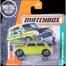 Matchbox 2016 Metal 64 Austin Mini Cooper