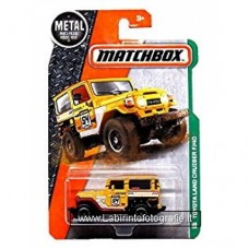 Matchbox 2016 Metal Toyota Land Cruiser FJ40