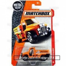 Matchbox 2016 Metal Fire Stalker