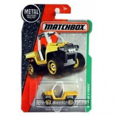 Matchbox 2016 Metal Four x Force