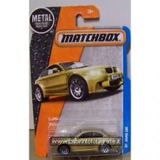 Matchbox 2016 Metal BMW 1M