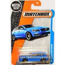 Matchbox 2016 Metal Volvo V60 Wagon