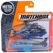 Matchbox 2016 Metal Sea Hunter