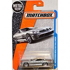 Matchbox 2016 Metal Mercedes-Benz SLR McLaren