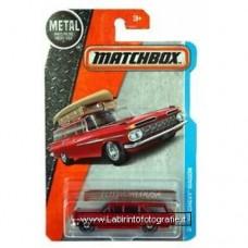 Matchbox 2016 Metal 59 Chevy Wagon
