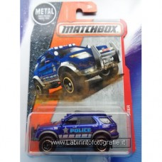 Matchbox 2016 Metal Ford Explorer