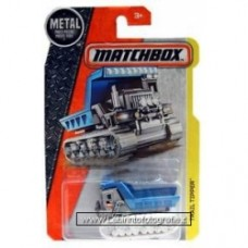 Matchbox 2016 Metal Trail Tipper