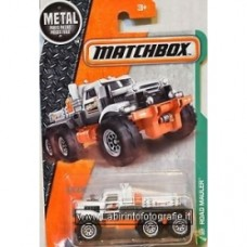 Matchbox 2016 Metal Road Mauler