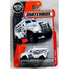 Matchbox 2016 Metal MBX SWAT