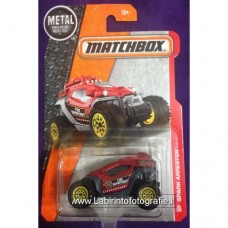 Matchbox 2016 Metal Spark Arrester