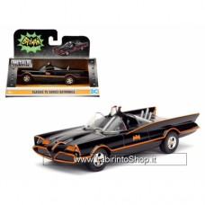 1966 TV Series Classic Batman Batmobile Diecast by Jada