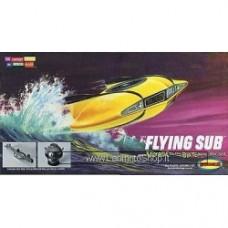 Moebius Models Moe Flying Sub Mini Set Plastic Model Kit