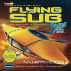 Moebius Models Flying Sub Mini Set Plastic Model Kit 1/32