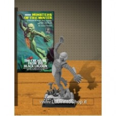 Monsters of the Movies Creature from the Black Lagoon Model Kit