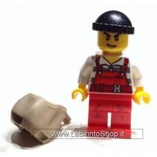Ladro 05 lego minifigures