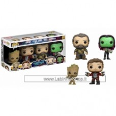 FUNKO POP GUARDIANS OF THE GALAXY 2 4 PACK 2