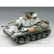 BBA018 M24 Chaffee Tank (Winter Camo)