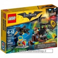 Lego Batman 70913 Scarecrow Fearful Face-off