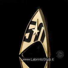 Star Trek 50th Anniversary Magnetic Replica Badge