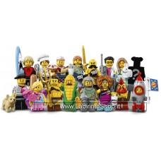Lego minifigure serie 17 - completa