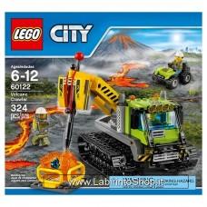 LEGO City 60122 - Cingolato Vulcanico