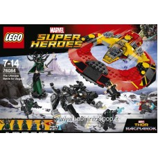 Lego - Super Heroes - The Ultimate Battle For Asgard