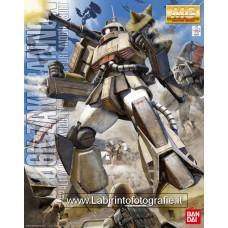 BANDAI 1/100 MG MS-06 K zakucannon (Gundam) Model kits