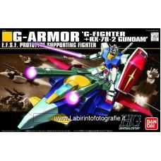 HGUC 050 G-Armor G-Fighter + RX-78-2 Gundam