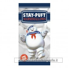 Ghostbusters - Stay Puft Beach Towel
