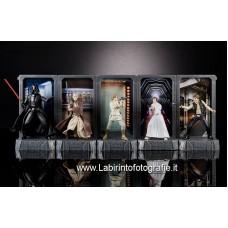 Star Wars Titanium Series Diecast Figures Wave 1